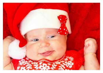 Как можно назвать дочку, родившуюся в январе?