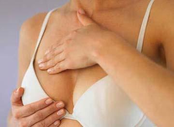 Изменение груди при беременности, 1-ый месяц