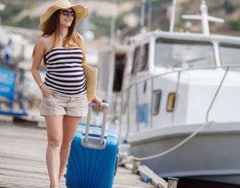 Путешествия во время беременности. Можно ли беременным женщинам путешествовать?