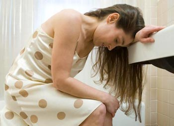 Тошнота на ранних сроках беременности