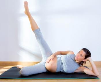 Физкультура и спорт при беременности