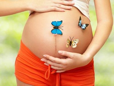 Пигментные пятна при беременности