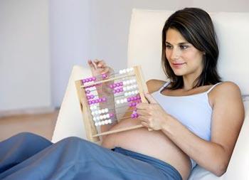 5-ый месяц беременности