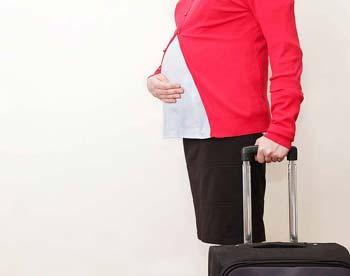 Поездки после 30-ой недели беременности