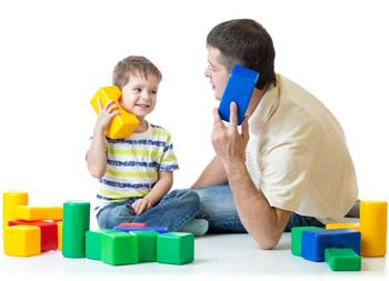 Как правильно говорить с детьми?