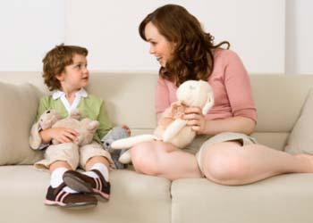 Правила общения родителей с детьми