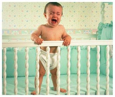 Ребёнок закатывается при плаче 1 месяц