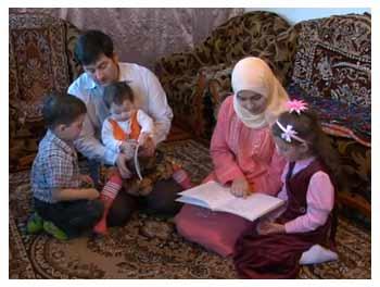фото мусульман тетей