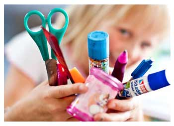 Как приучить ребёнка к порядку