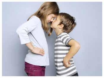 Конфликты между детьми в семье