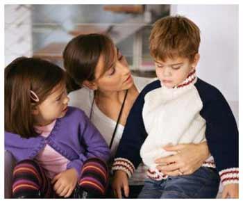 Конфликты взрослых и детей