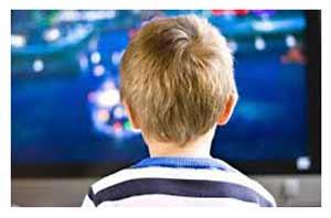 Влияние телевизора на ребёнка