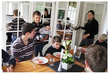 Плюсы многодетных семей