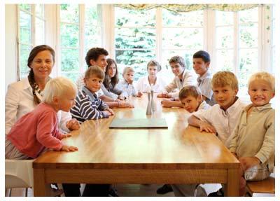 Плюсы и минусы многодетных семей