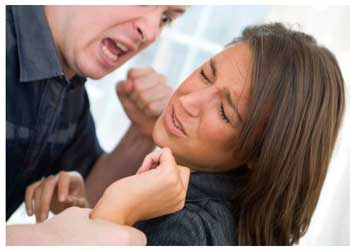 Почему муж бьёт жену