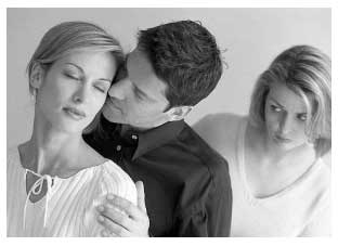 почему муж не уходит к любовнице