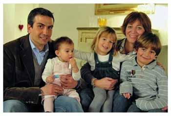 Воспитание троих детей в семье