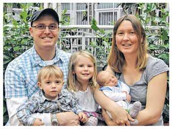 Рождение третьего ребёнка в семье