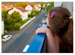 Ребёнок один дома, правила безопасности