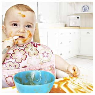 Чем кормить детей?