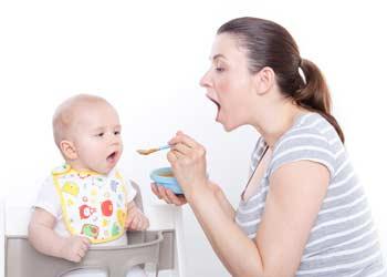 Как накормить ребёнка?