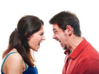 Постоянно ругаемся с мужем