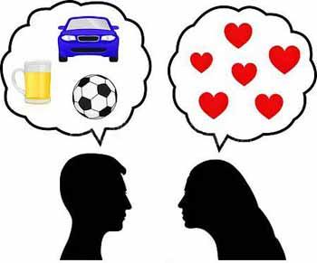 Кого понять проще, мужчин или женщин