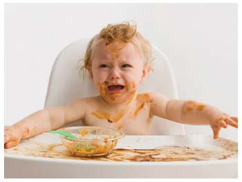 Ребёнок отказывается кушать