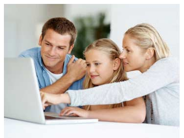 Сотрудничество родителей и детей