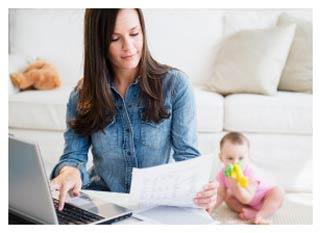 Заработок для домохозяек в интернете