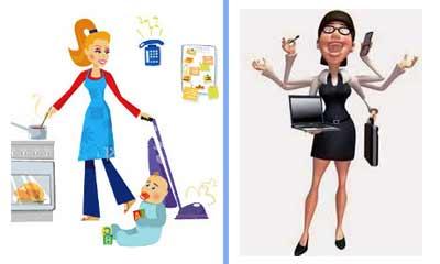 Домохозяйка или карьеристка? Надо ли женщине работать?