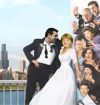 Мужина женится по расчёту